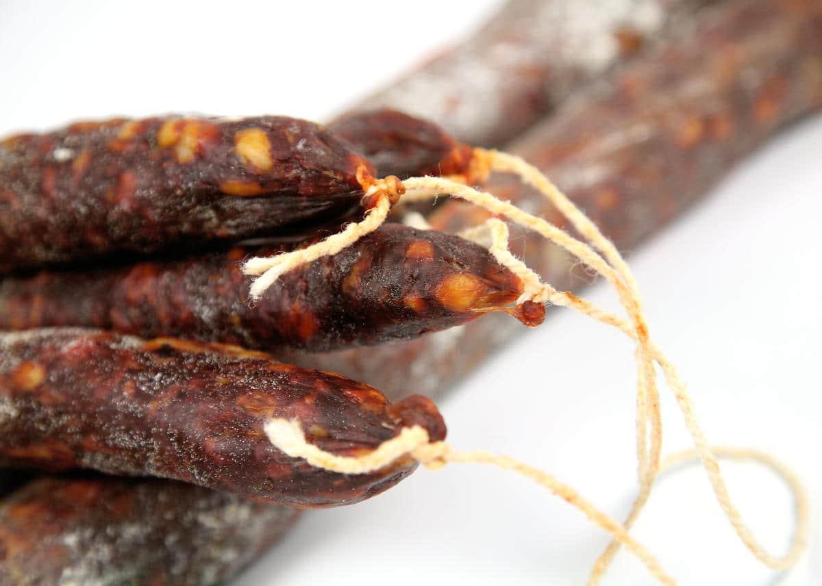 Embutidos curados artesanales sin alérgenos Cal Rovira